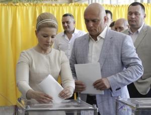 тимошенко, выборы, голосование, верховная рада