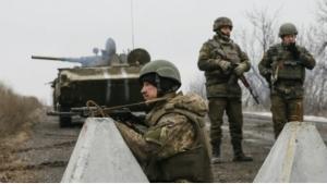 ЛНР, луганская область, растяжка, украина