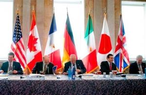 АТО, восточная Украина, G7, США, Россия