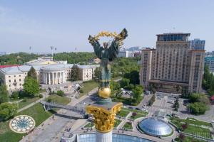 Украина, Киев, Марш, День независимости, Мероприятия.
