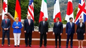 США, политика, Россия, Дональд Трамп, Владимир Путин, большая семерка