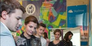 марина порошенко, львов, арсенал идей украина, социум, ограниченные возможности, социальная программа