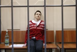 савченко, москва, россия, суд, голодовка