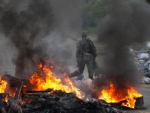 донецк, ато, обстрел, ленинский район