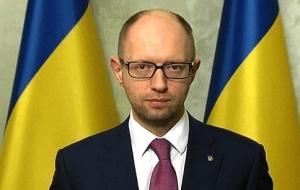 Яценюк, минские договоренности, граница, террористы, Порошенко, мир в Украине