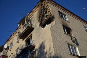 сватово, украина, донбасс, восток, взрыв, укрытие, фейсбук