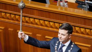 Украина, Петиция, Зеленский, Отставка, Увольнение, Президент.