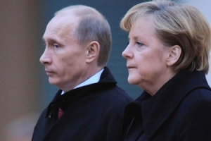 Германия, Путин, Меркель, АТО, восточная Украина, Крым