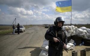 новости украины, новости харькова, ато, блокпосты, мвд украины