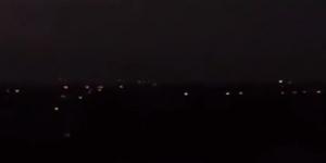 аэропорт, Донецк, бомбежка, атака, ночь