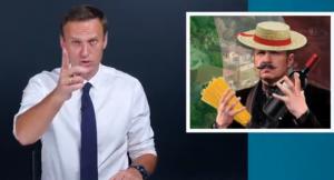 Россия, Коррупция, Навальный, Вилла, Соловьев.