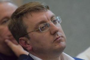 """Николаев, депутат, """"Оппозиционный блок"""", 23 февраля, пост, скандалска"""