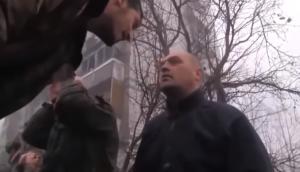 шокирующее видео пыток пленных