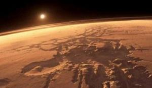 NASA, марс, летающий шар, неопознанный объект