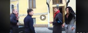 Алексей Гончаренко, новости, Владимир Зеленский, дебаты, выборы президента Украины, политика, вопросы