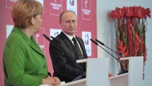 новости россии, владимир путин, ангела меркель, новости германии, ситуация в украине