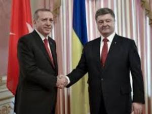 Порошенко, Туреция, сотрудничество, инвестиции, мобильный оператор, пассажирский самолет, кредит