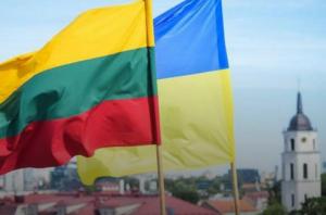 план Маршалла для Украина, Литва, помощь Украине, Евросоюз