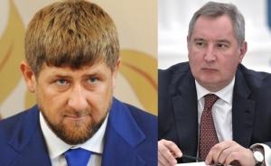 Дмитрий Рогозин, кадыров новости, Россия, росскосмос, нацизм, новости, политика
