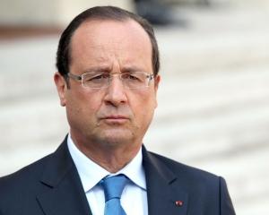 Франция, теракты 13 ноября, Олланд