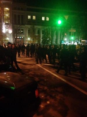 Нацгвардия, бойцы, протест, администрация президента
