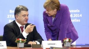 Порошенко, Меркель, встреча, итоги,