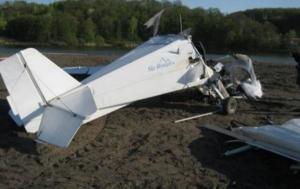 самолет, киев, упал, происшествия, двое пострадавших, обуховский район, украина, новости