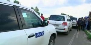 обсе, крушение боинга-777, украина, юго-востоку краины, донецк, торез, происшествие