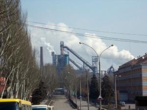 енакиево, завод, донбасс, восток украины