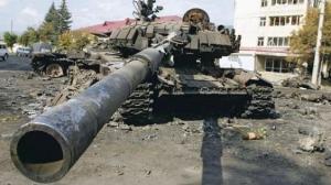 АТО, Донецк,аэропорт, взрыв, терминал, сдача, силовики, отошли, опровергли