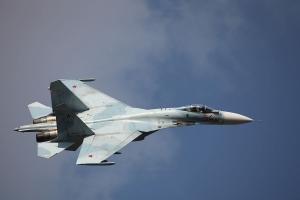 россия, сша, истребители, перехват, вмс, су-27.
