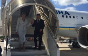 франция, елена зеленская, первая леди, президент украины, владимир зеленский, визит, эммануэль макрон, фото