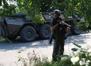 юго-восток, Донбасс, Луганская облоасть, ЛНР, Смелое, Украина, ВСУ, армия Украины, Нацгвардия, АТО