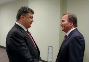 порошенко, швеция, украина, безвизовый режим