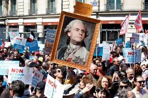 Эммануэль Макрон, Франция, Париж, протесты, непокоренная Франция, новости, происшествия
