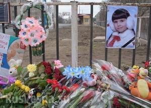 украина, константиновка, гибель ребенка, беспорядки