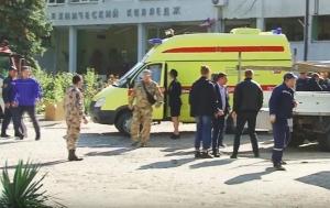 новости, Крым, Керчь, колледж, техникум, теракт, ЧП, взрывное устройство, Росляков, подробности, расследование