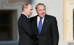 новости, Москва, Кремль, РФ, Путин, Казахстан, отставка, уход, Назарбаев, политика, Цимбалюк