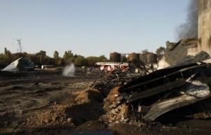 пожар, киев, украина, происшествия, гсчс, новости, нефтебаза, общество, взрыв, трубопровод, топливо