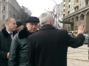 турчинов, киев, выставка, российское оружие