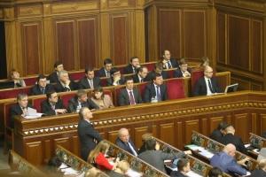 Кабмин, ВР, госслужащие, партийное членство