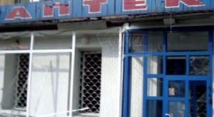 киевский проспект, донецк, ато, обстрел, последствия