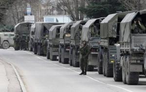 Луганск, техника, АТО