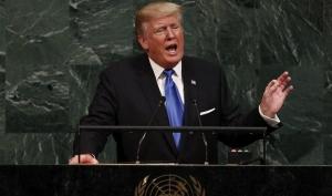сша, трамп, оон, кндр, речь, игил, иран