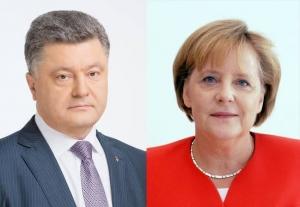 Петр Порошенко, президент Украины, Евросоюз, ООН, Ангела Меркель