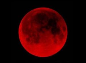 космос, общество, наука, лунное затмение, Кровавая Луна