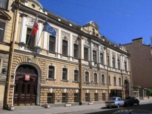Санкт-Петербург, Россия, Польша, генконсульство, политика, экономика, аренда