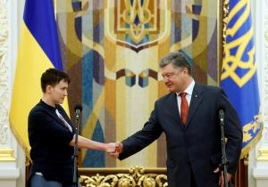 Украина, Надежда Савченко,  Украина, новости,  нардеп, обвинение, герой, лишение.