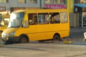 Макеевка, Донецк, новости, Украина, ЧП, взрыв гранаты в маршрутке
