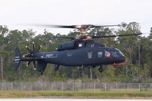 сша, вертолет, SB1, Defiant, испытания